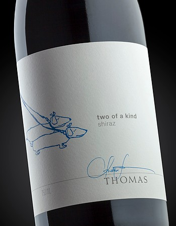 2018 Two of a Kind Shiraz