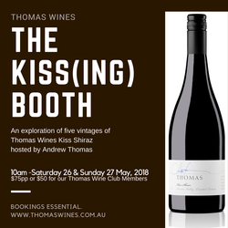 Kissing Booth Saturday