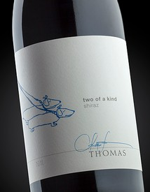 2017 Two of a Kind Shiraz